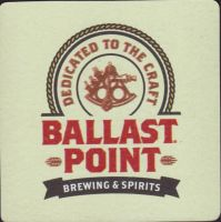 Beer coaster ballast-point-4-small