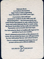 Beer coaster balmain-1-zadek