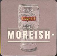 Pivní tácek banks-1