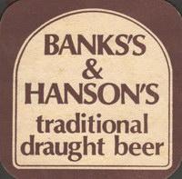 Pivní tácek banks-10-zadek-small