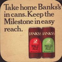 Pivní tácek banks-16-zadek-small