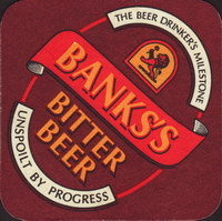 Pivní tácek banks-17-small