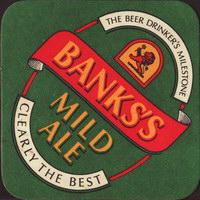 Pivní tácek banks-17-zadek-small