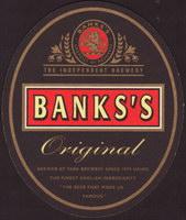 Pivní tácek banks-19-oboje-small