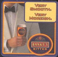 Pivní tácek banks-5-oboje