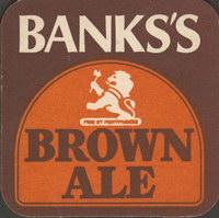 Pivní tácek banks-9-zadek-small