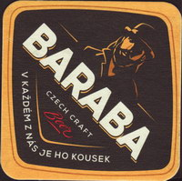 Beer coaster baraba-2-small
