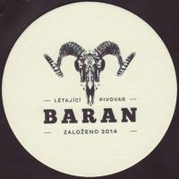 Beer coaster baran-1-small
