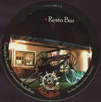 Beer coaster barba-roja-3