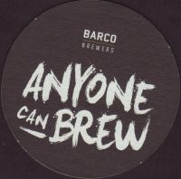 Beer coaster barco-brewers-1-zadek-small