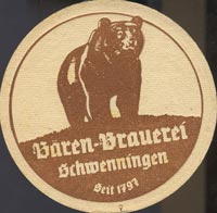 Pivní tácek baren-brauerei-1