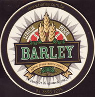 Beer coaster barley-1