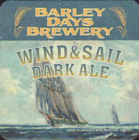 Beer coaster barley-days-1
