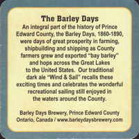 Beer coaster barley-days-1-zadek-small