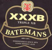 Pivní tácek batemans-9-small