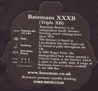 Pivní tácek batemans-9-zadek-small
