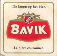Beer coaster bavik-12