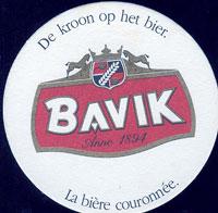 Beer coaster bavik-2