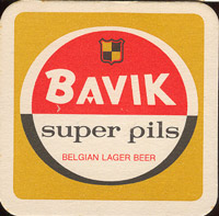 Beer coaster bavik-9