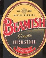 Pivní tácek beamish-1-oboje