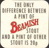 Pivní tácek beamish-2-zadek