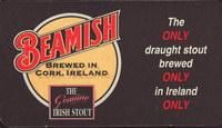 Pivní tácek beamish-26-zadek-small