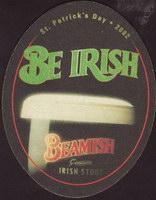 Pivní tácek beamish-33-zadek-small