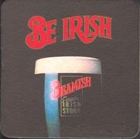 Pivní tácek beamish-4-oboje