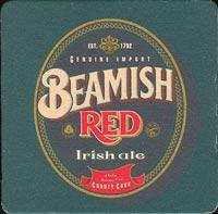 Pivní tácek beamish-5-oboje