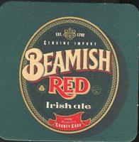 Pivní tácek beamish-6