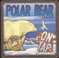 Beer coaster bear-2