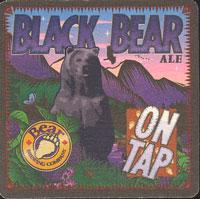Beer coaster bear-3