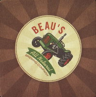 Beer coaster beaus-1