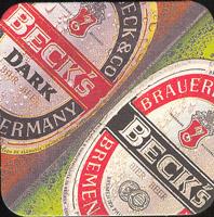 Pivní tácek beck-10-zadek