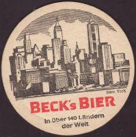 Pivní tácek beck-107-zadek-small