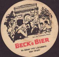 Pivní tácek beck-112-zadek-small