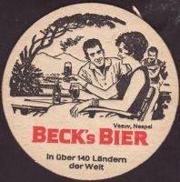 Pivní tácek beck-113-zadek-small