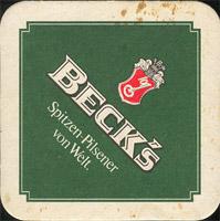 Pivní tácek beck-14