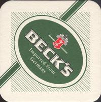 Pivní tácek beck-3-oboje