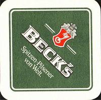 Pivní tácek beck-31-small