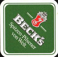 Pivní tácek beck-32-small