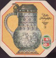 Pivní tácek beck-34-small