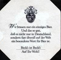 Pivní tácek beck-35-zadek-small