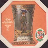 Pivní tácek beck-36-small