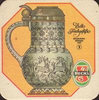 Pivní tácek beck-45-small