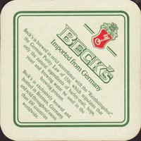 Pivní tácek beck-5-zadek-small