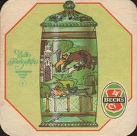 Pivní tácek beck-51-small