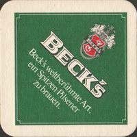 Pivní tácek beck-55-small