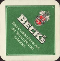 Pivní tácek beck-59-small