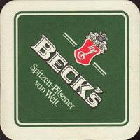 Pivní tácek beck-6-small